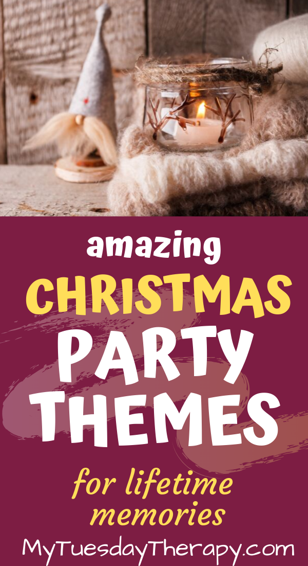 Awesome Christmas Party Themes For Home or Office | Christmas party ideas for teens, Christmas ...