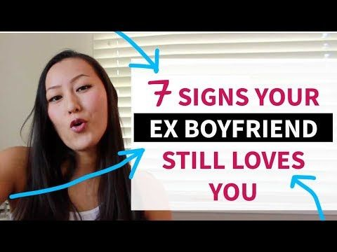 signs your ex is missing you