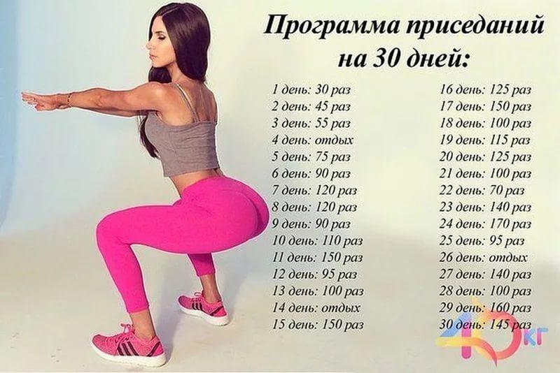 Как Похудеть Попой. Что и как нужно делать, чтобы похудеть в попе