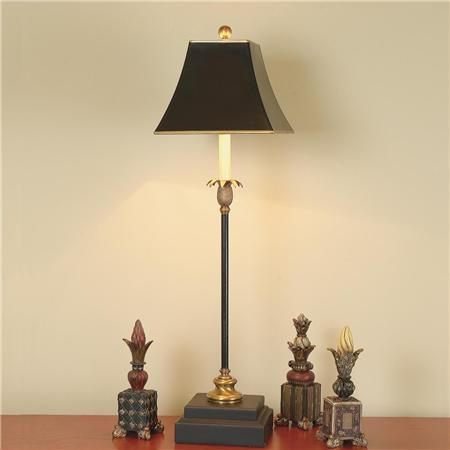 Buffet Lamps And Candlestick Lamps Shades Of Light