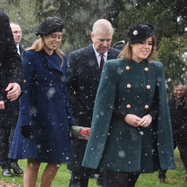 Queen Attends Service At Castle Rising, Near King's Lynn