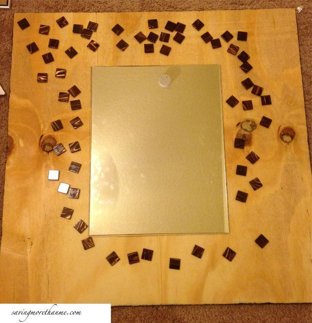 A DIY Mosaic Mirror That Only Looks Expensive   Mosaic mirrors ...