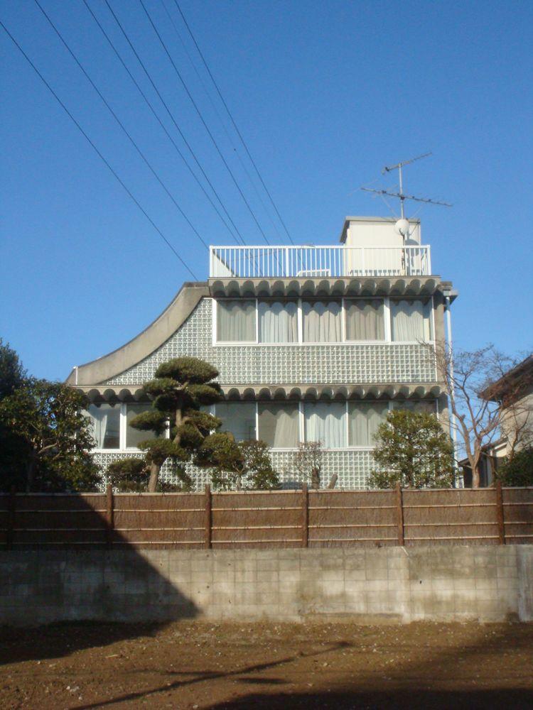 Kazuo Shinohara, House Under High Voltage Lines   0-9   Pinterest ...