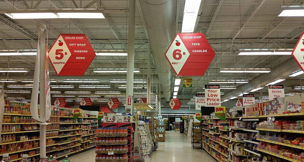 supermarket graphic signs - Buscar con Google | AISLE SIGN ...