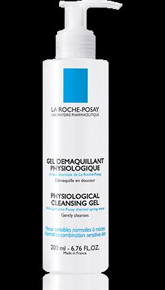 Shop Skincare For Sensitive Skin Official La Roche Posay Cleansing Gel Gel Cleanser La Roche Posay