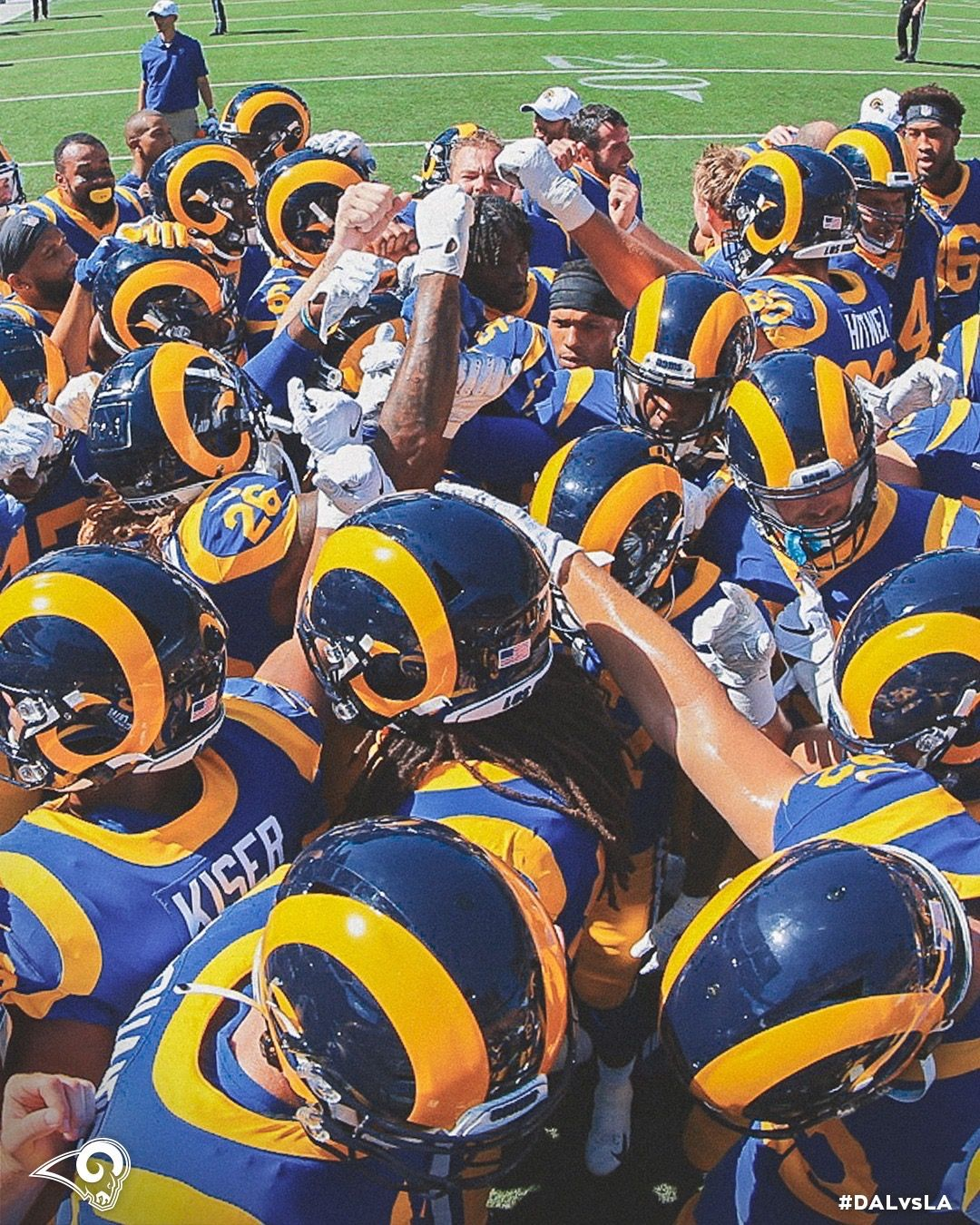 2019 LA Rams La rams, Football helmets, Nfl