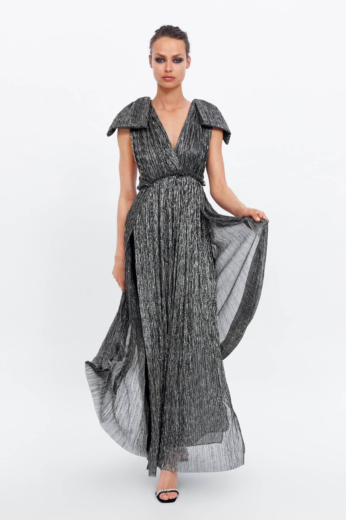 21 Extremely Fancy Dresses You D Never Guess Were From Zara Limited Edition Dress Best Evening Dresses Long Dresses Casual Maxi [ 1800 x 1200 Pixel ]