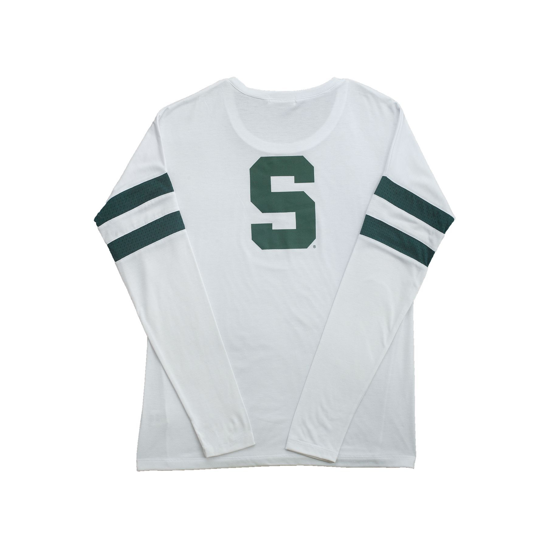 Michigan State University Long Sleeve Relaxed Crew