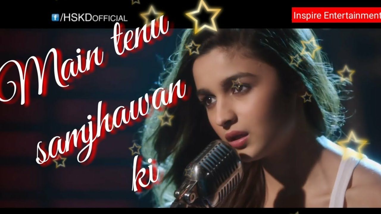 mein tenu samjhawan ringtone download