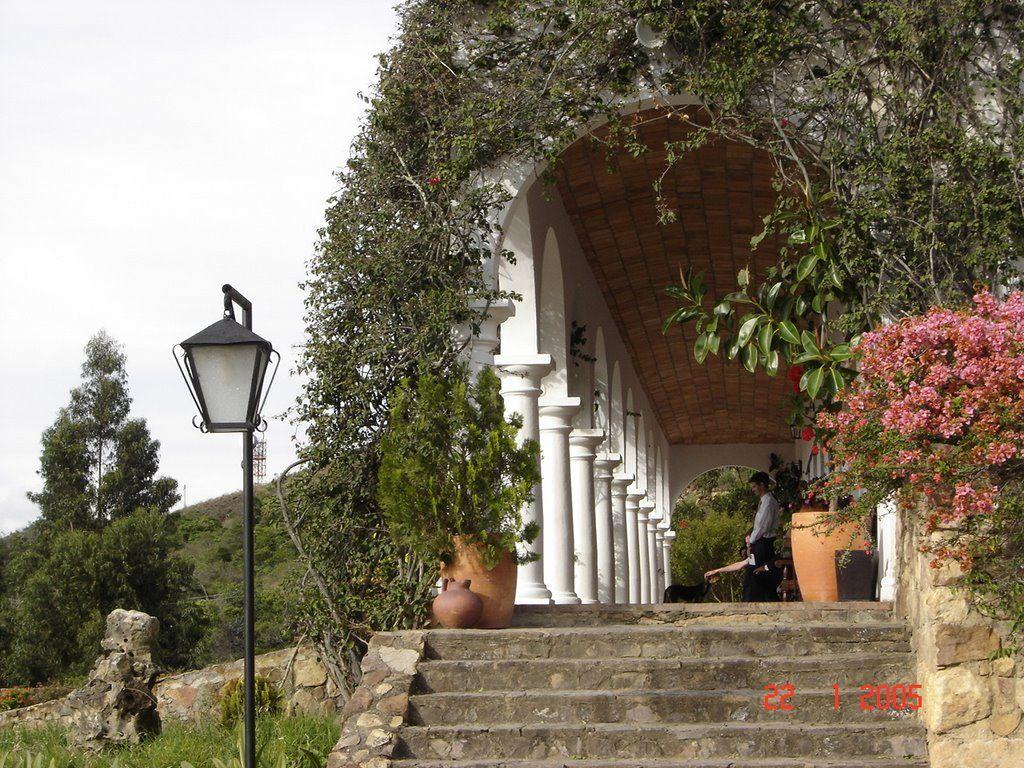 Hotel en Villa de Leiva