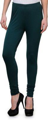 ede7a0020e0cec Ffu Women's Leggings - Buy Bottle Green Ffu Women's Leggings Online at Best  Prices in India | Flipkart.com