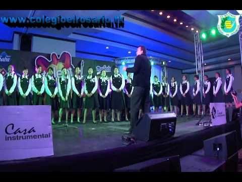 Coro Colegio el Rosario-Final del Talent Tour