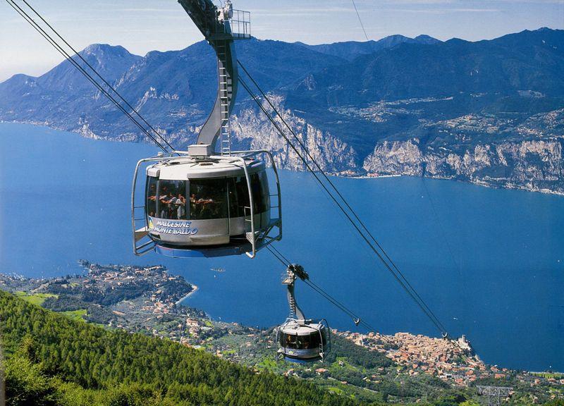 Malcesine Utazás Lake Garda Lake Garda Italy Italian Lakes