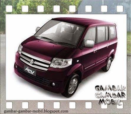 Foto Mobil Suzuki Apv