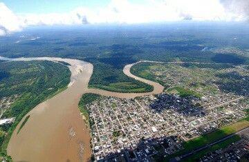 Privincia de Orellana - Ecuador