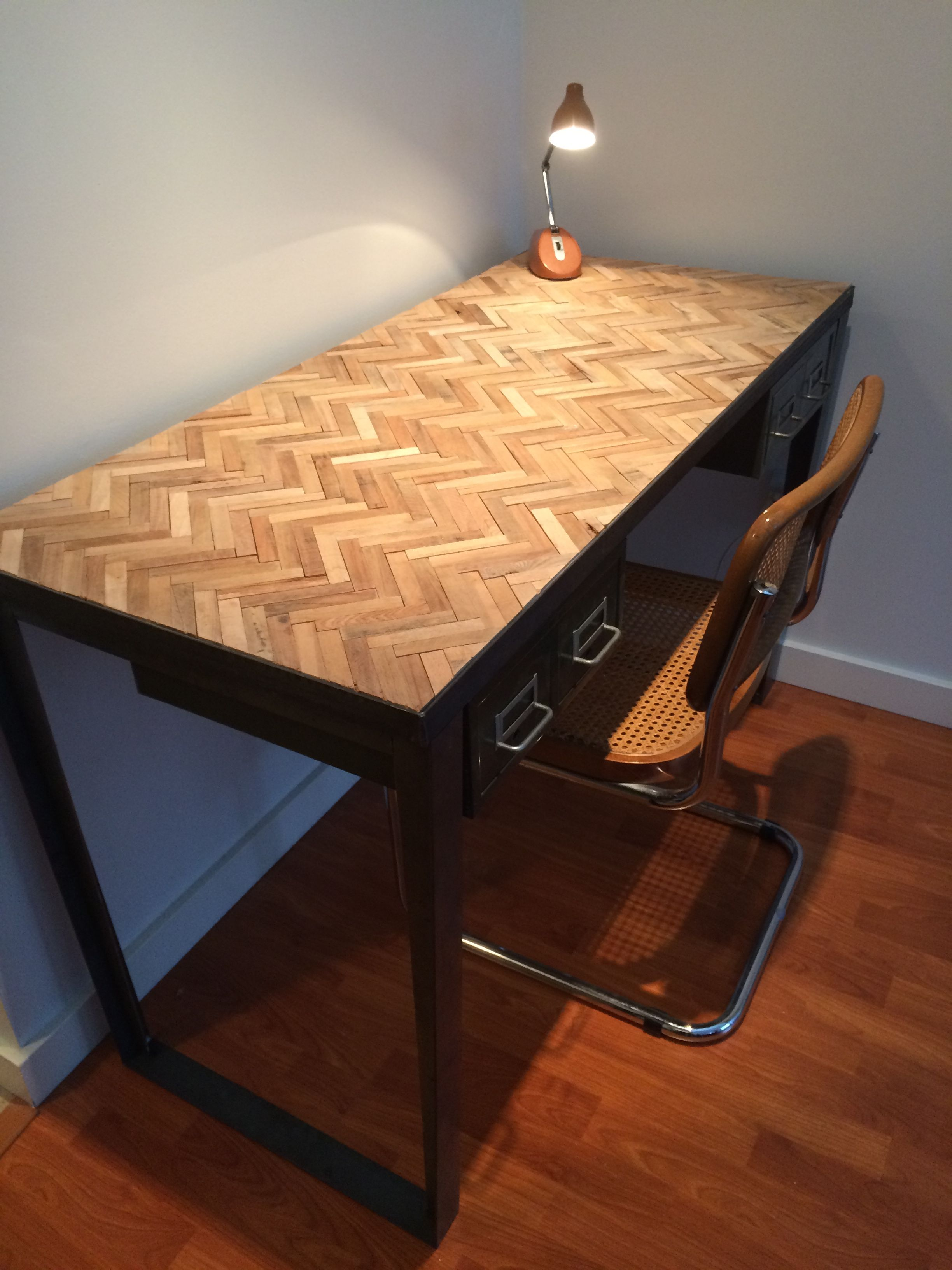 Thane Cheap Office Furniture Wood Office Desk Distressed Wood Desk