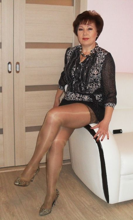 Pin By Harold Lockwood On Hot N Sexy In 2019  Granny Pantyhose, Sexy Older Women, Old Mature