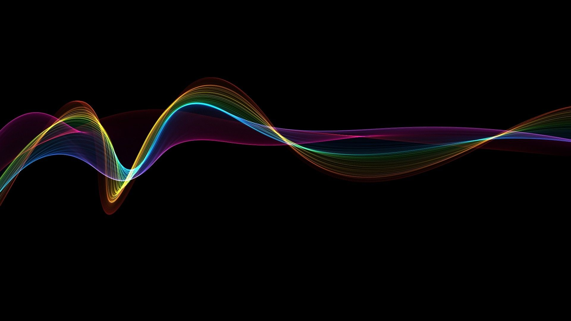 wavy, background, colorful - http://www.wallpapers4u.org/wavy-background-colorful/