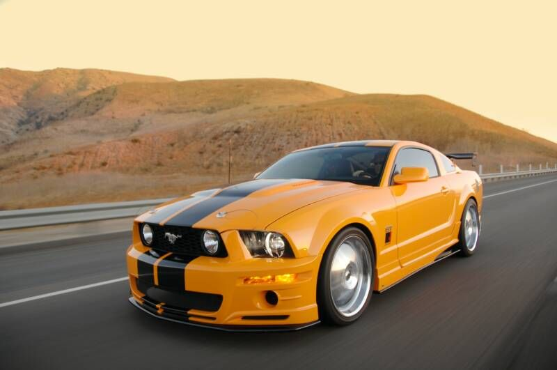 Mustang Performance Parts - Roush Saleen Parts - Part 64