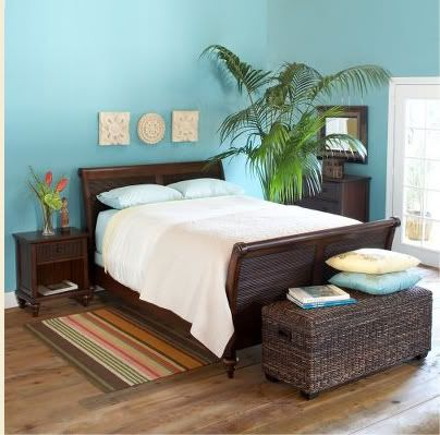 Caribbean island decor plantation west indies for Island decor bedroom