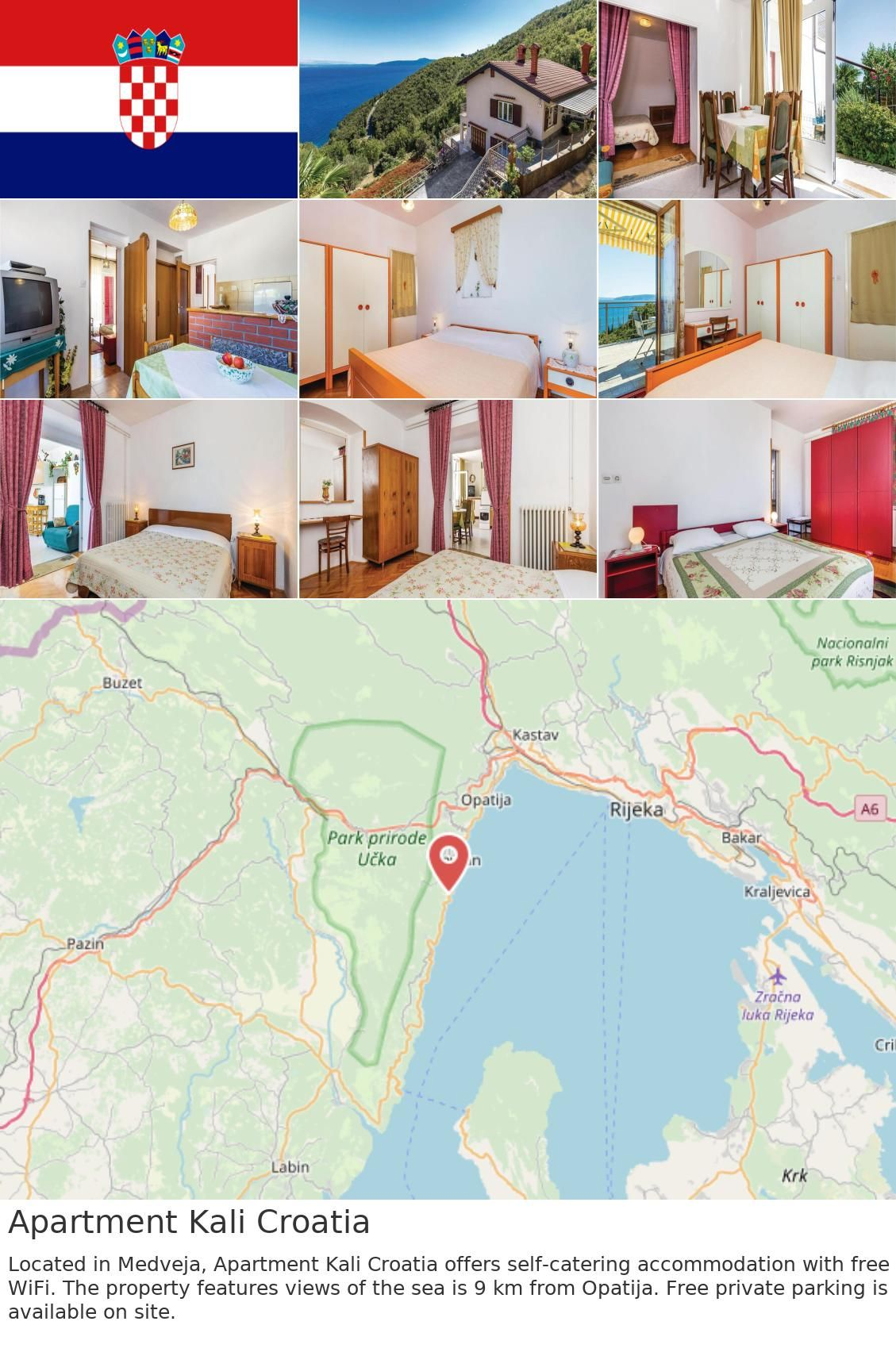 Europe Croatia Medveja Apartment Kali Croatia Located In Medveja Apartment Kali Croatia Offers Self Catering Accommodatio Croatia Apartment Accommodations