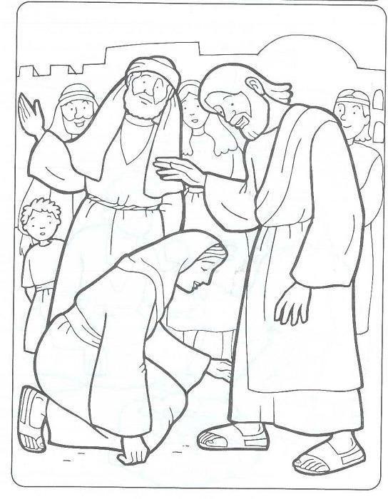 Pin By Elzbieta Rozanska On Biblia Dla Dzieci Kolorowanki