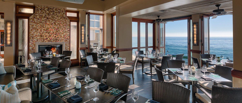 Splashes Laguna Beach Restaurant New American Spot Inside The Surf