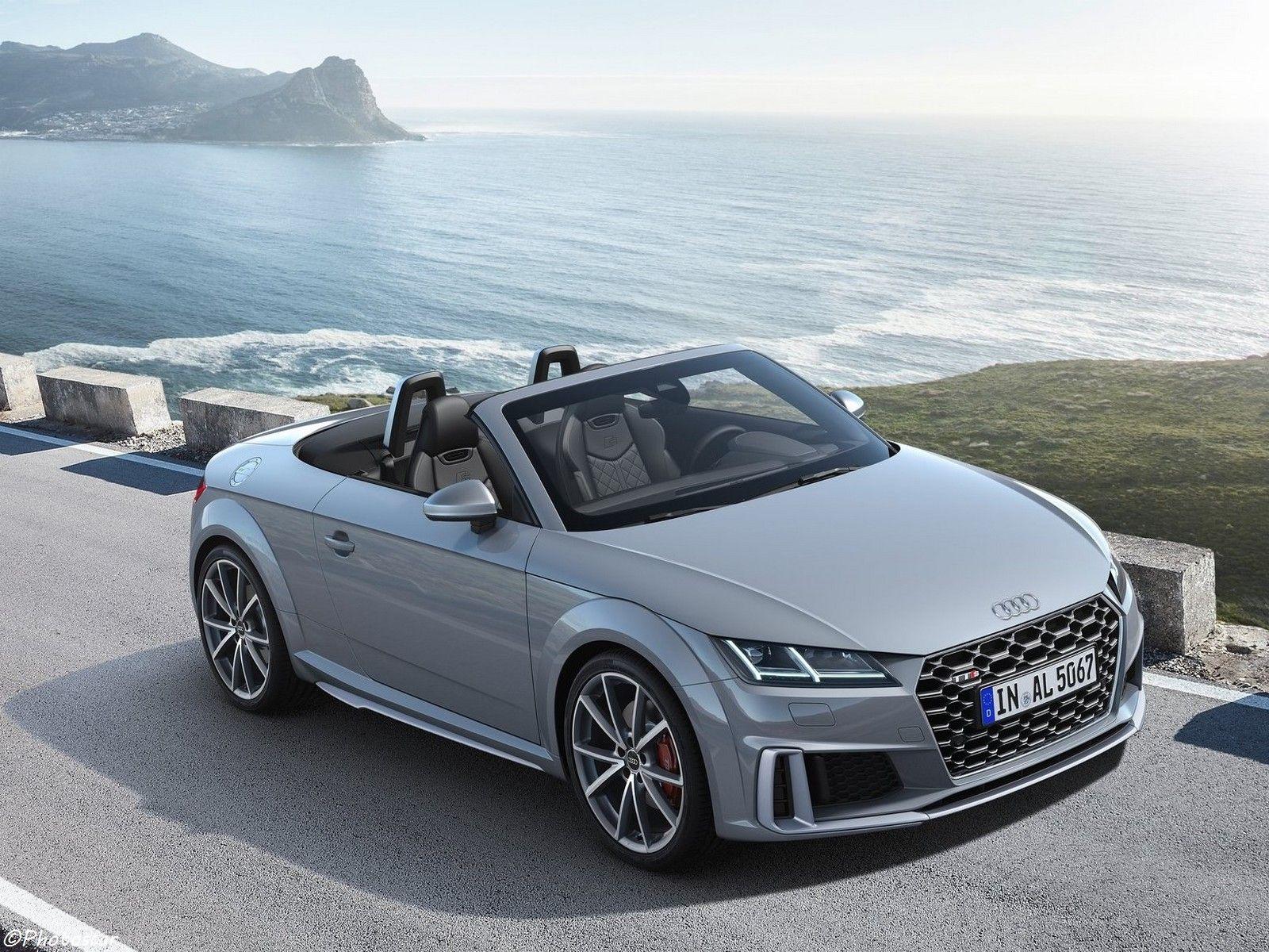Audi TTS Roadster 2019 Une voiture bien conçue pour la