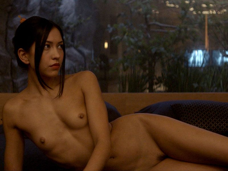 Girls naked on movie scenes