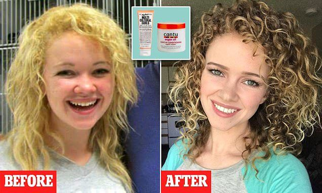 Why This Woman S Curly Hair Transformation Has Gone Viral Hair