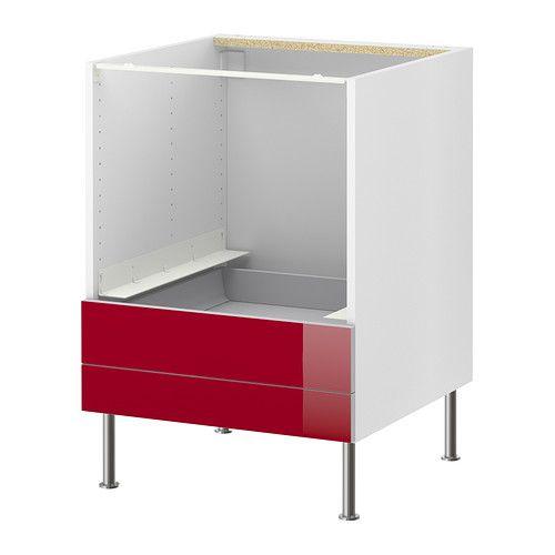 Faktum Onderkast Combimagnetron Met Lades Ikea Gratis 25 Jaar