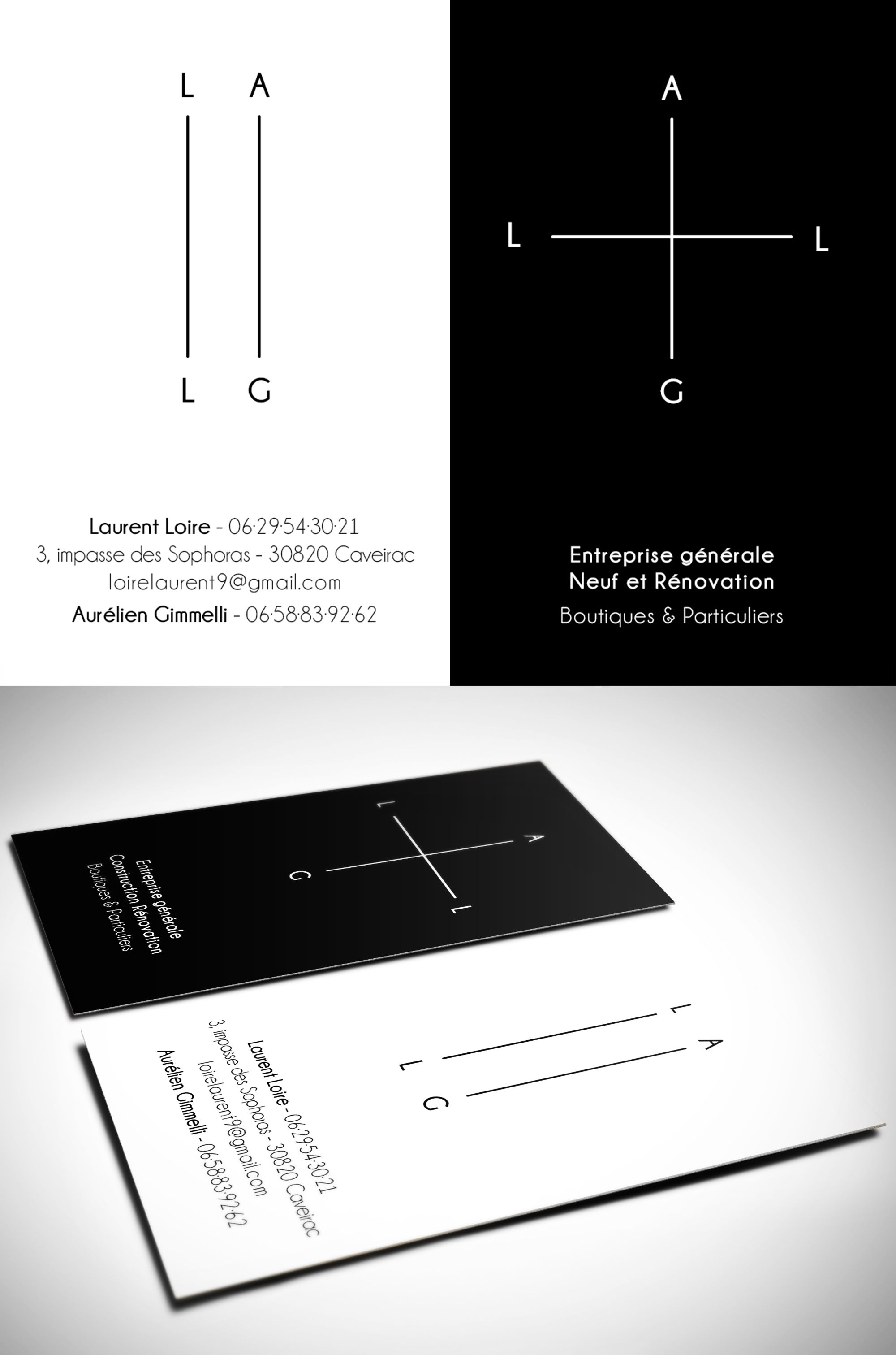 Businesscard By A Fraga Card Cartedevisite Carte Architect Design