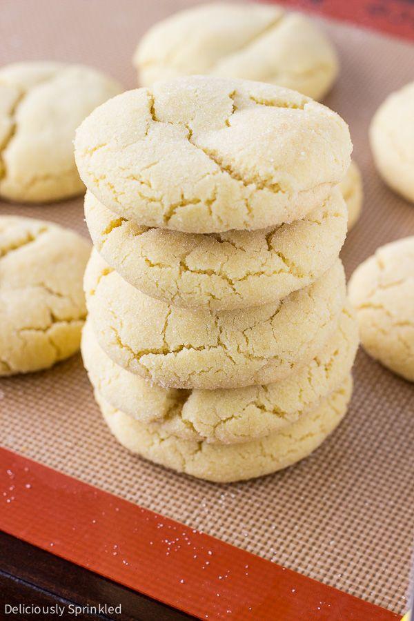 Soft Sugar Cookies Recipe In 2018 Desserts Pinterest Cookies
