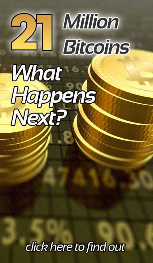 What happens after 21 million bitcoins for dummies sean pronger delaware investments annuities