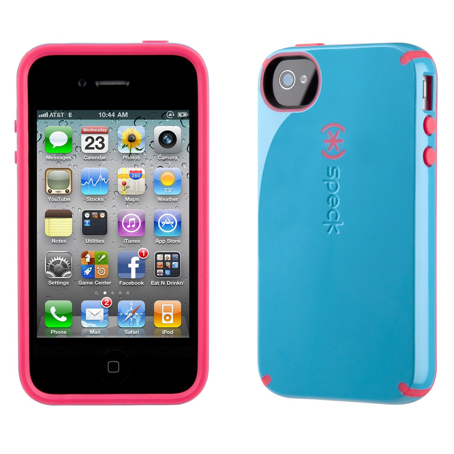 Speck CandyShell for iPhone 4S/4 Sweet dual-layer protection: a ...
