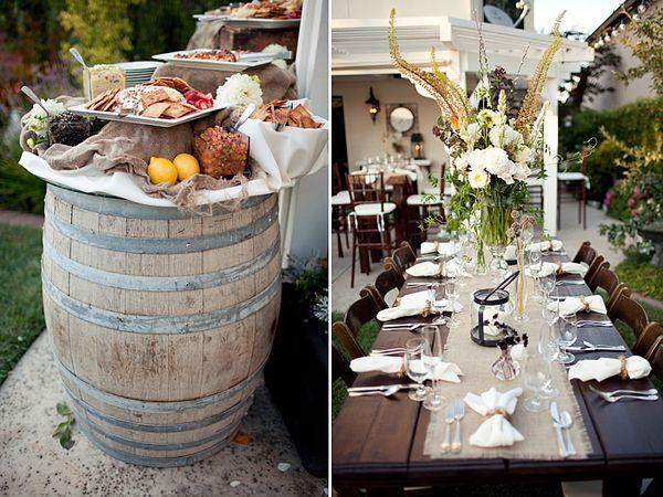 Hochzeitsdeko Rustikal frieda therés der hochzeitsblog für stilvolle und individuelle