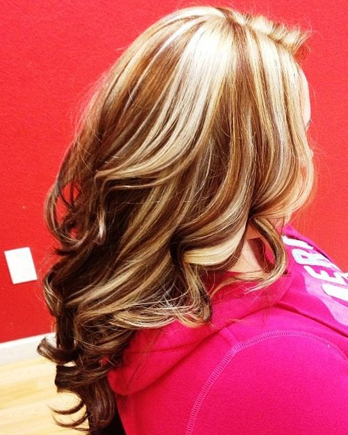 20 Best Hair Color Ideas In The World Of Chunky Highlights Wow I