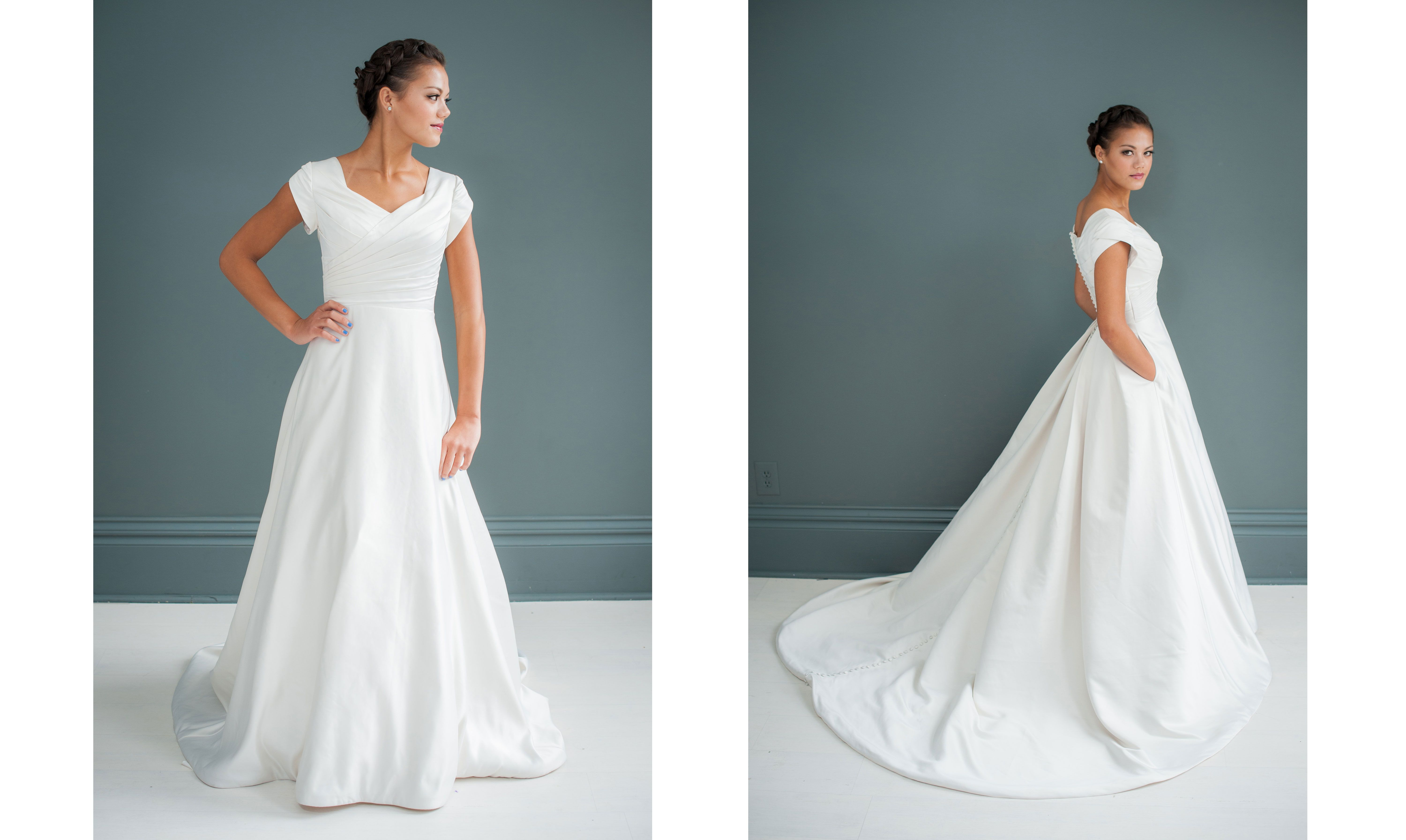Exclusively modest gowns, unique designs and excellent service set us apart from every other bridal shop in the state. Come into our store to ...