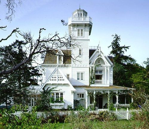 The house from Practical Magic.