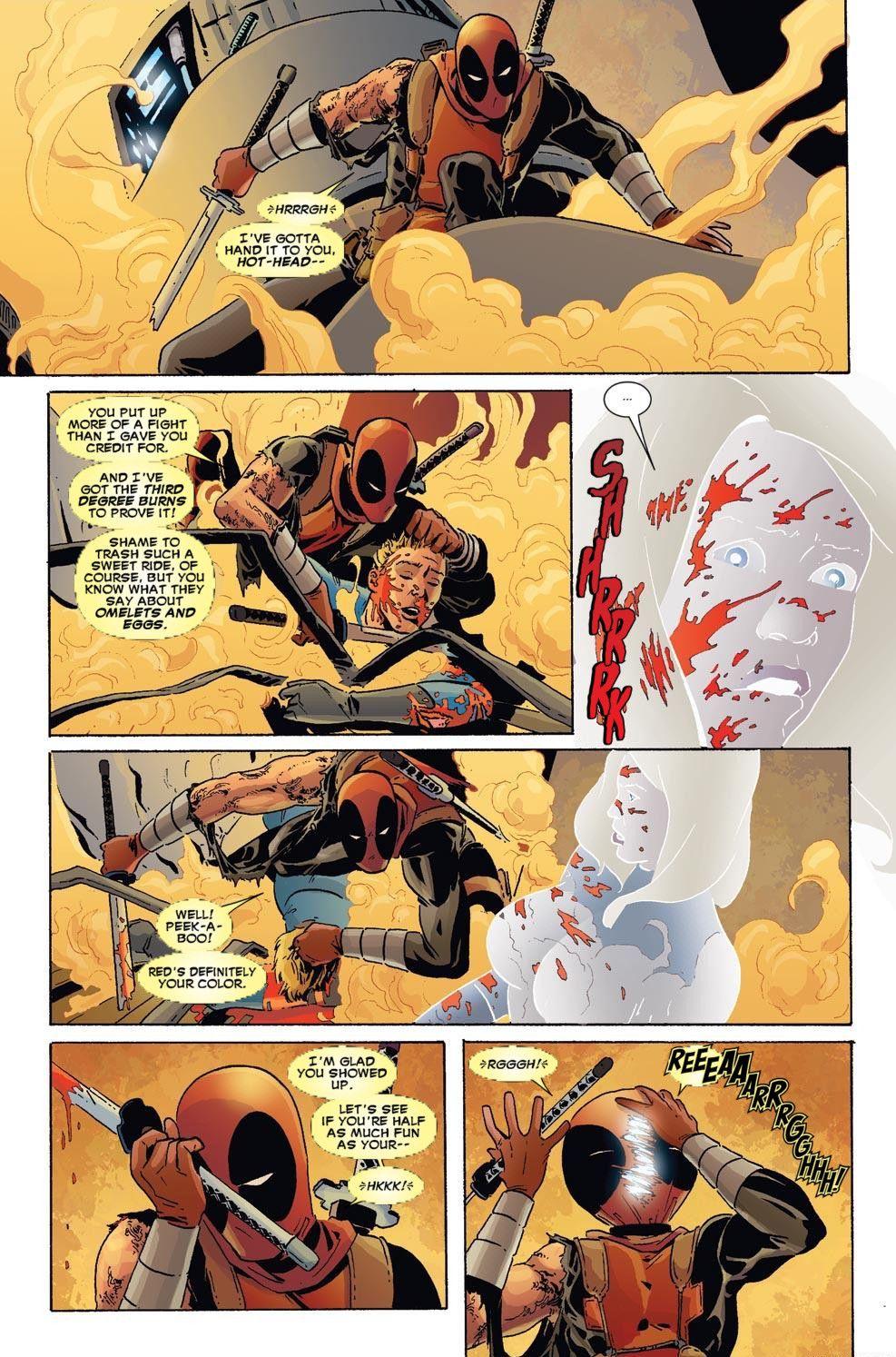 Deadpool Kills The Marvel Universe 2 Español