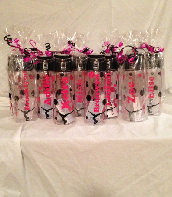Pin By Tracy Carpenter On Dance Team Dance Team Gifts Gymnastics Party Gymnastics Gifts