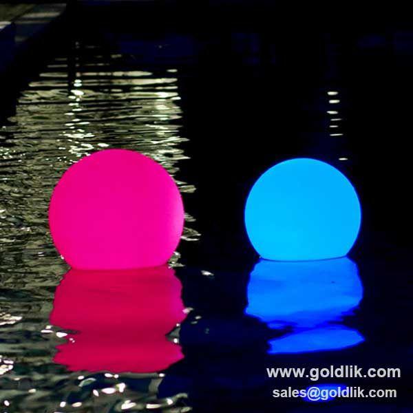 waterproof led light ball,led christmas ball,led glow swimming pool