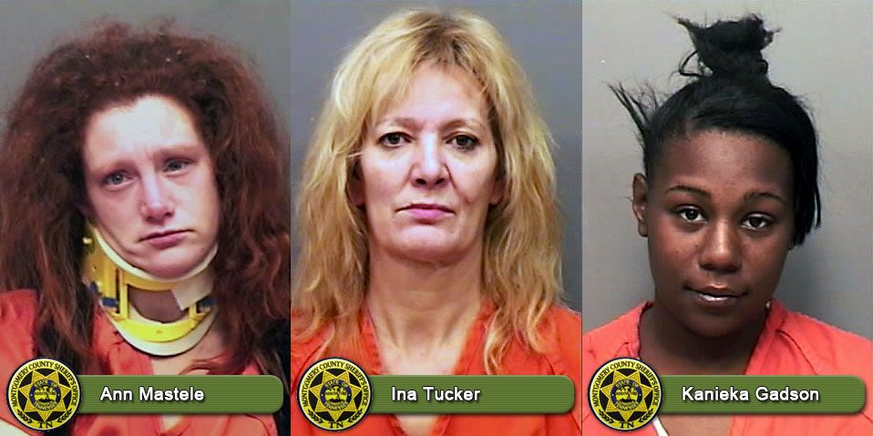 Montgomery County Sheriff's Women's Warrant Wednesday