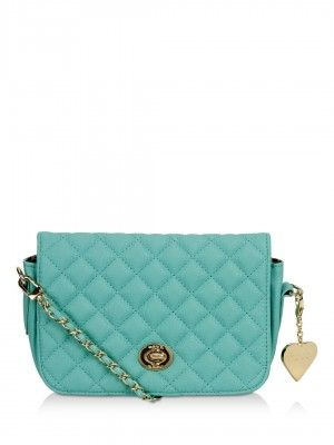 FOREVER NEW Quilted Sling Bag from koovs.com | handbags online ...