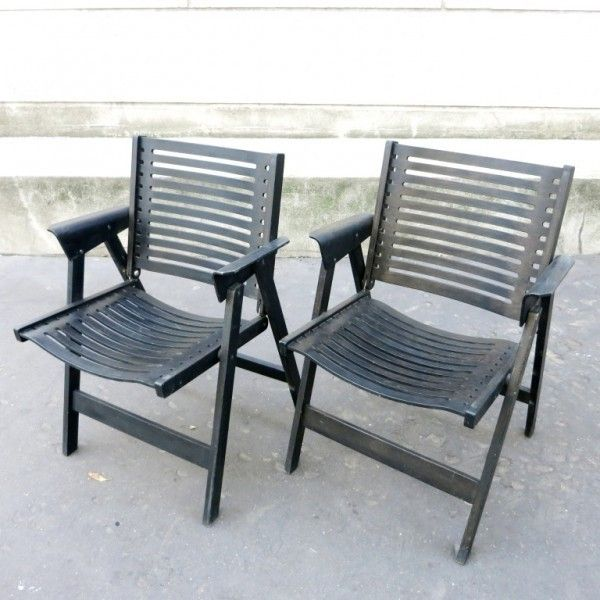 Located using retrostart.com > Rex Arm Chair by Niko Kralj for Stol