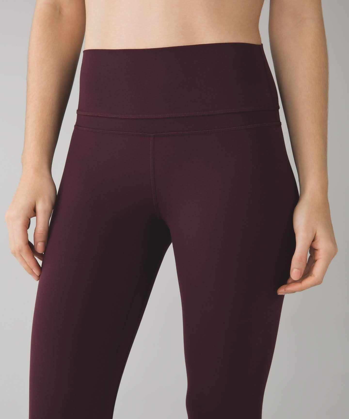 9f3ec8f5abced Align Pant - Bordeaux Drama - Size 8 | Clothes | Pants, Lululemon ...
