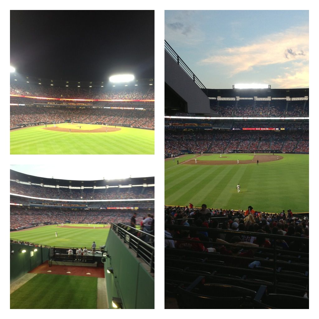 Braves vs Cardinals!!!!