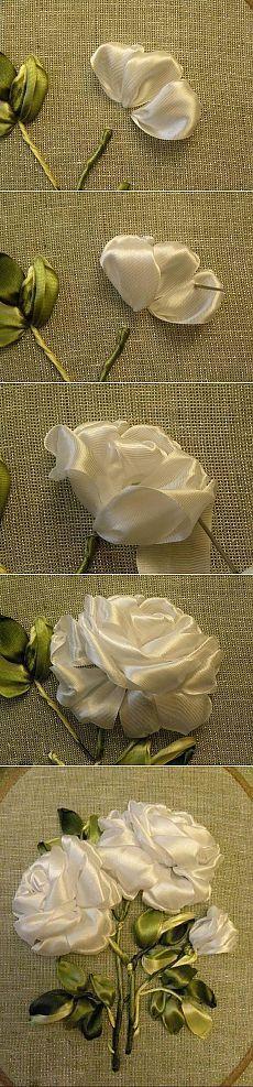 (11) Одноклассники #ribbonflower