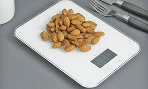 Groupon - Kitchen Essentials Digital Kitchen Scale. Free Returns. in Online Deal. Groupon deal price: $10.99