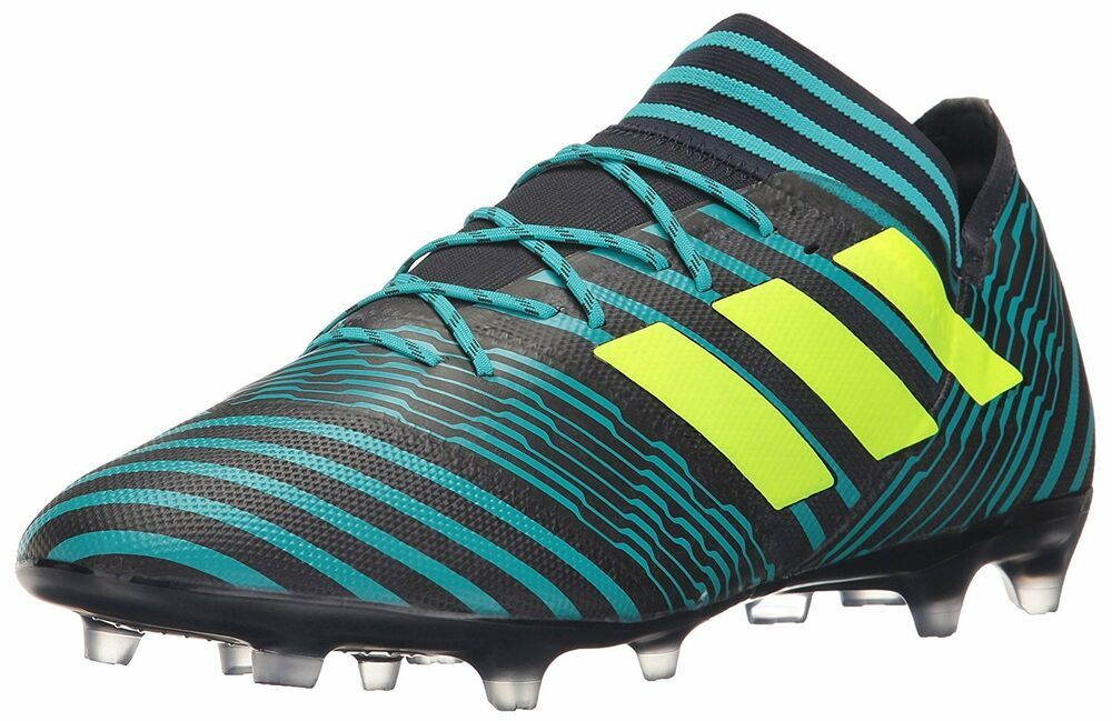 88a63667378c eBay  Sponsored adidas Performance Men s 13 M Nemeziz 17.2 FG Soccer Shoe  Legend Ink Solar Yello